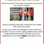 Free Smoke Alarm Handout- 1