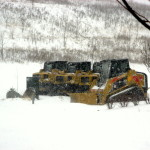 Snowplows at the ready!